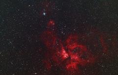 イータカリーナ星雲(NGC3372)