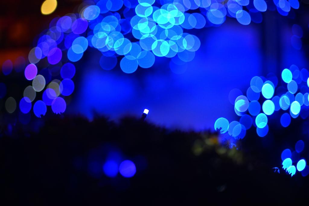 BULE LED
