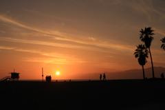 ロスの海岸の思い出