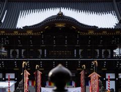 山門(成田山新勝寺)