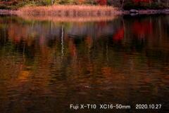 秋深い赤城山2