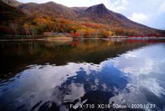 秋深い赤城山3