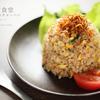 ◆うえだ食堂106 カニジャコチャーハン