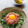 ◆うえだ食堂178 マグロのたたき丼