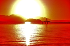 どでかい太陽