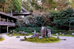 龍潭寺 方丈庭園