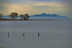 琵琶湖冬景 2-2
