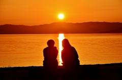 Love dusk