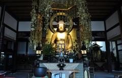 甲賀三大仏 釈迦如来坐像