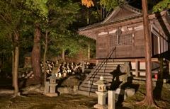 胡宮神社 観音堂
