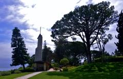 WAYFARERS CHAPEL(ガラスの教会)