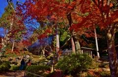 石道寺の秋旅