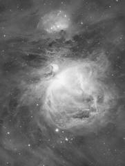 オリオン大星雲Hα