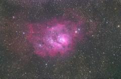 カイヤンさんの干潟星雲