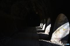 横川の隧道