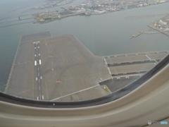 羽田空港 D滑走路