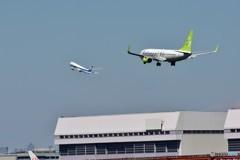 takeoff & landing