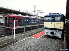 軽井沢駅・・・しなの鉄道