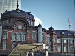 東京駅をズームアップ!