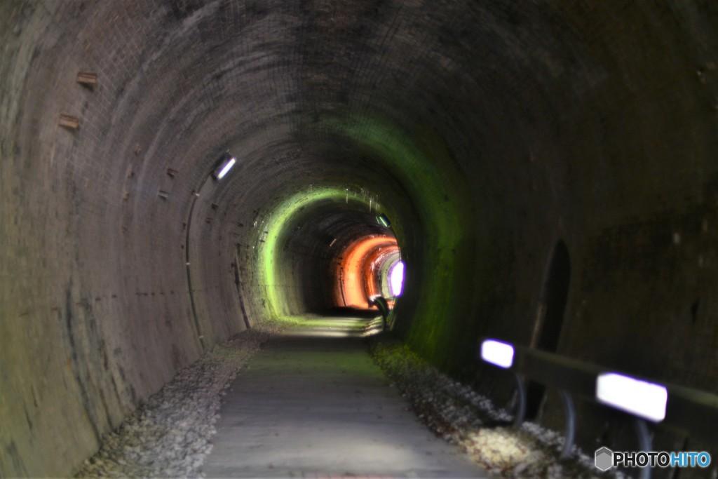 線路は続くよ・・・ver.隧道の