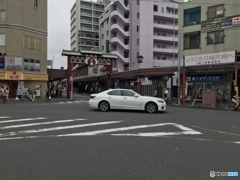 川崎大師駅到着!