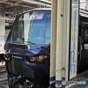JR品川駅のプラットホームに相鉄