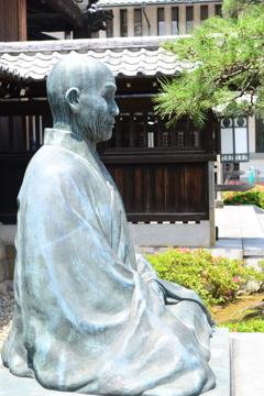 仏法の究極である坐禅をもって生涯を貫いたお方