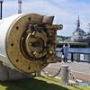 45口径41センチ砲と護衛艦たち