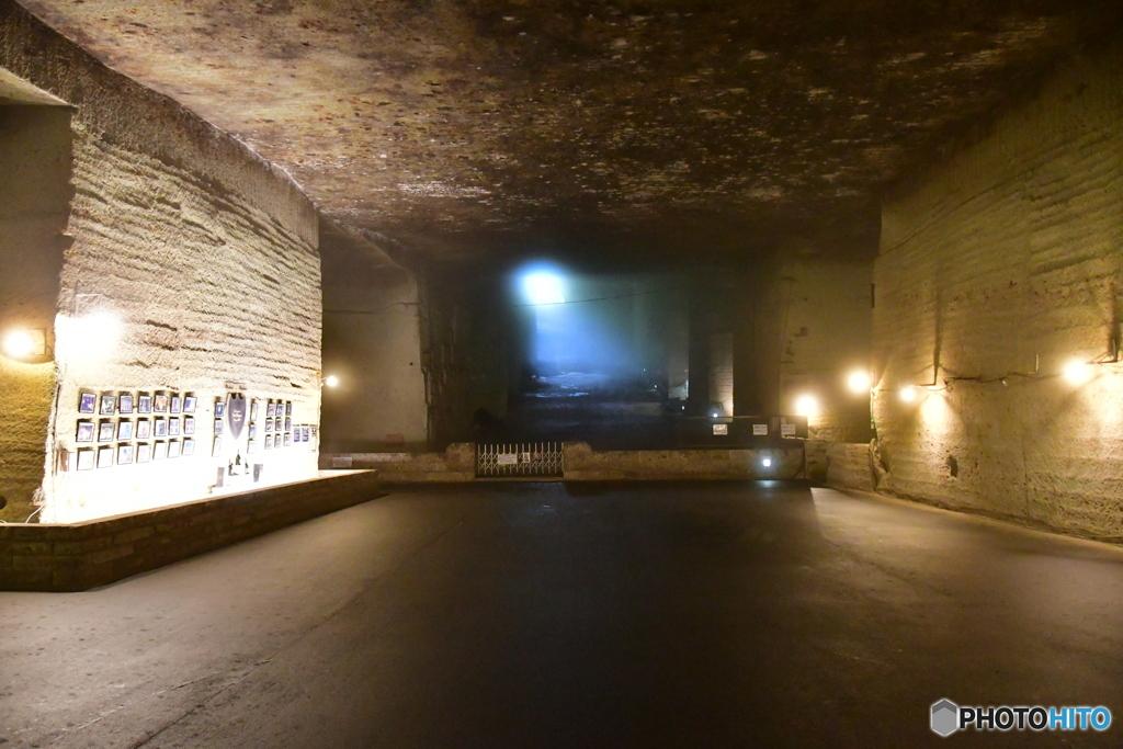 採掘場と・・・Museum