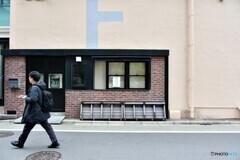 pedestrian・・・F