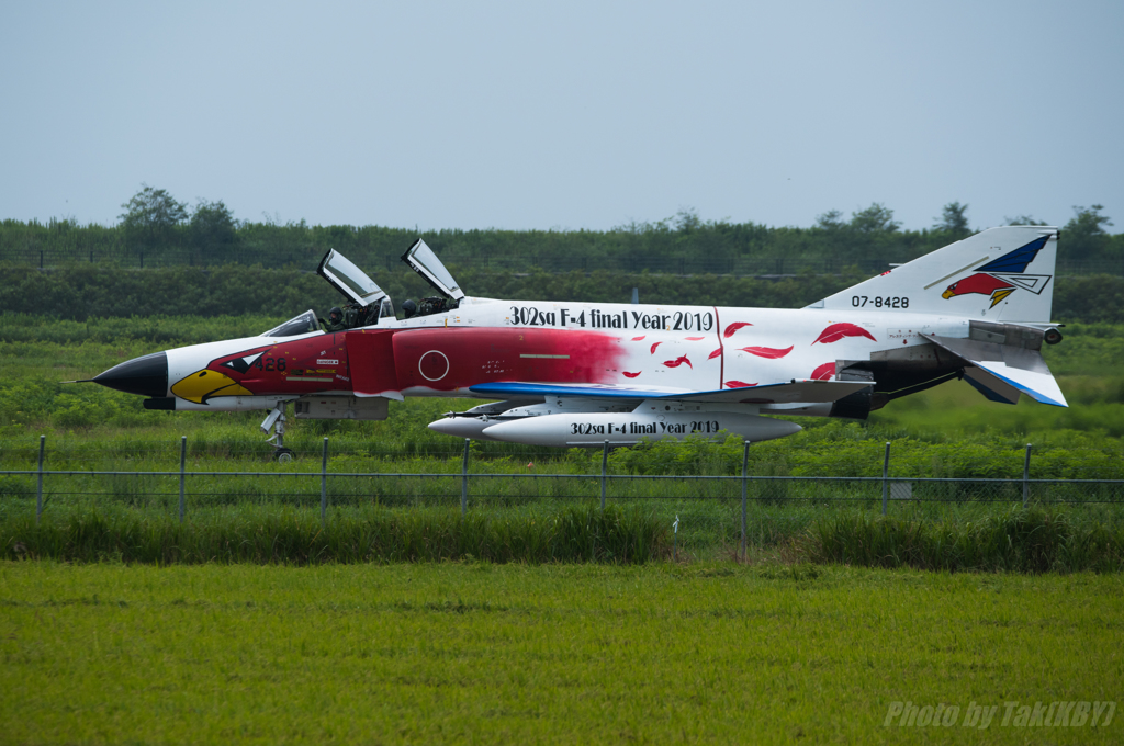 302sq F-4 Final Year 2019