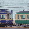 江ノ電(鎌倉高校前駅~七里ヶ浜駅)