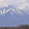 わに塚から見た八ヶ岳(蔵出)