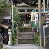 江ノ電(鎌倉・御霊神社)