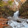 秋の浅間大滝 2