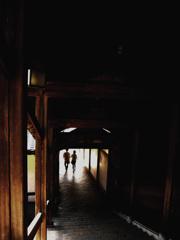 二月堂・階段