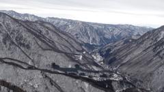 日本北阿爾卑斯山美景