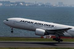 Airborne JAL