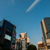 SAYONARA国立競技場 ブルーインパルスin渋谷