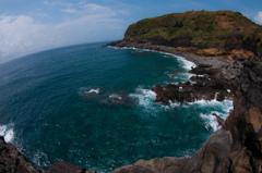 藍ヶ江海岸