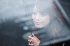 傘 × ガール**