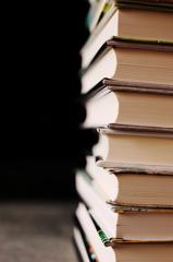本と過ごす雨の休日