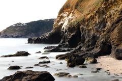 磯と海鵜達の楽園