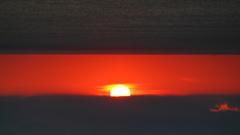 宇宙からの夕景-Upside Down