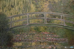 クロード・モネ 《睡蓮の池》