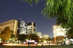 日比谷の夜祭