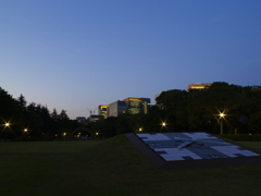 日比谷公園 午後7時21分32秒