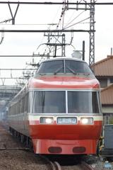 ロマンスカー7000