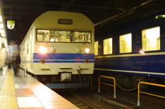 419系と14客車