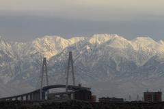 2015年立山連峰